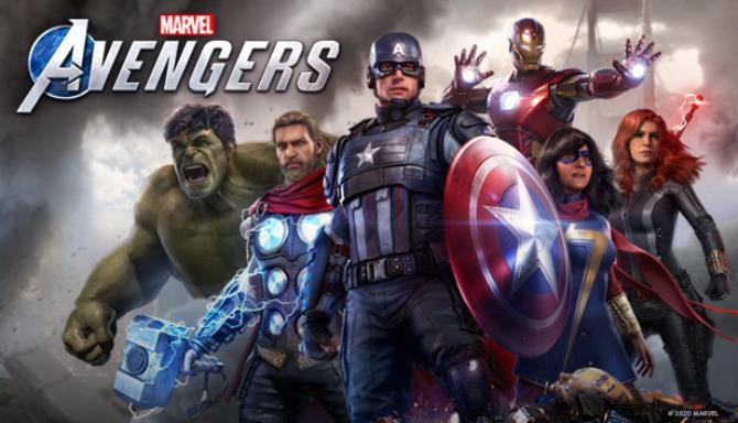 Marvels Avengers Free Download