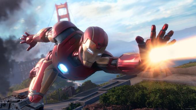 Marvels Avengers PC Crack