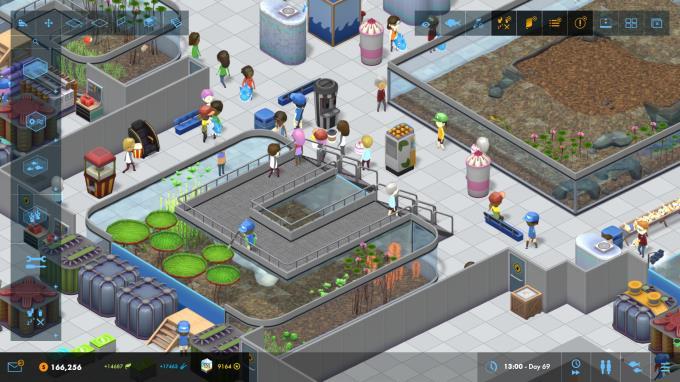 Megaquarium Freshwater Frenzy v2 1 1 Torrent Download