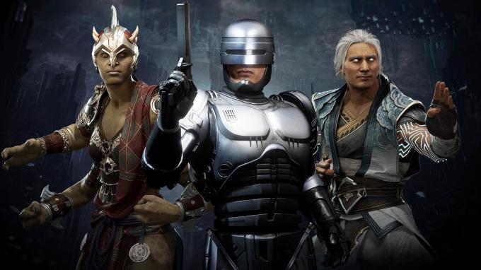 Mortal Kombat11 PC Crack