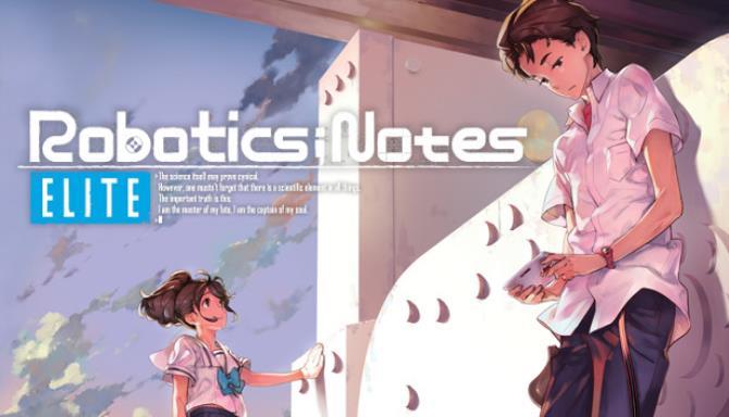 ROBOTICS NOTES ELITE REPACK Free Download