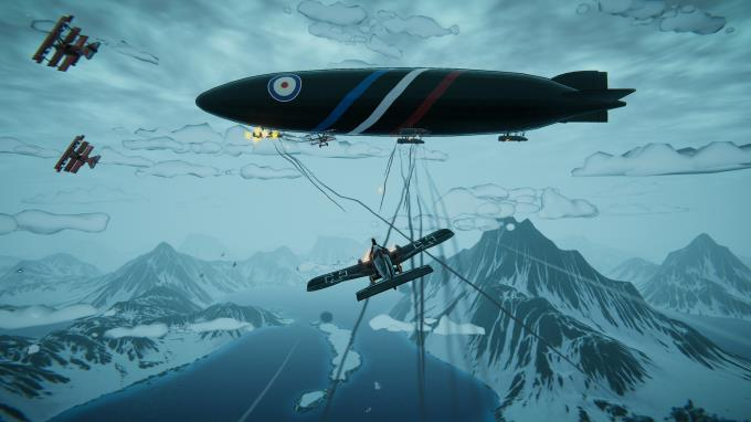Red Wings Aces of the Sky Incl DLC PC Crack