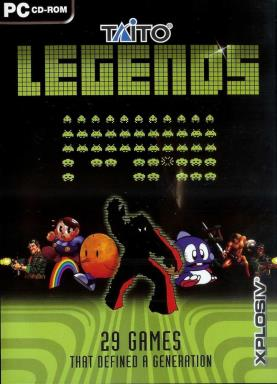 Taito Legends Free Download