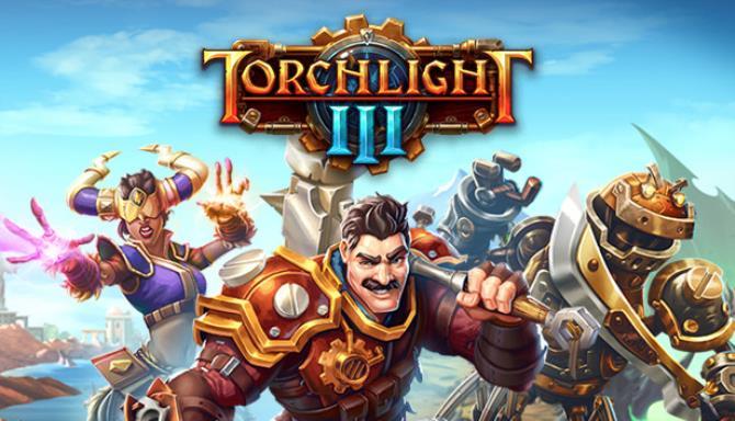 Torchlight III Gear 'N' Goblins Free Download