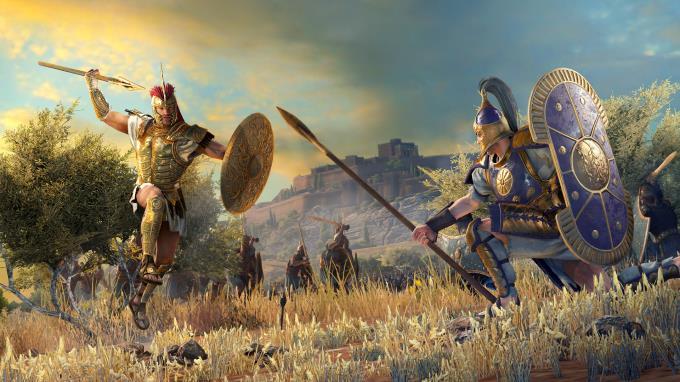 A Total War Saga Troy Torrent Download