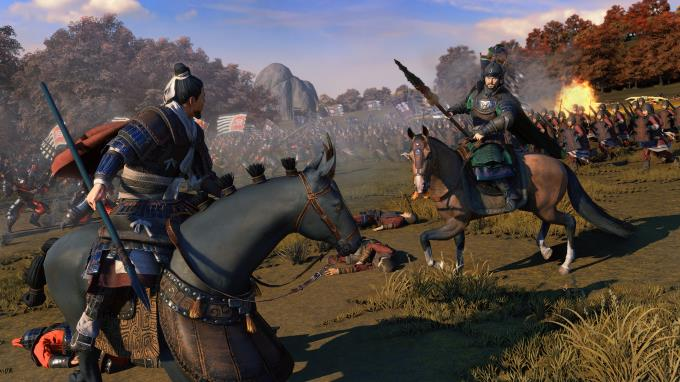 Total War THREE KINGDOMS A World Betrayed PC Crack