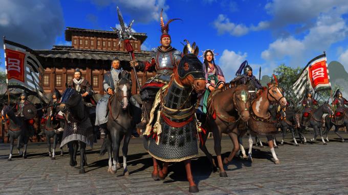 Total War THREE KINGDOMS A World Betrayed Torrent Download