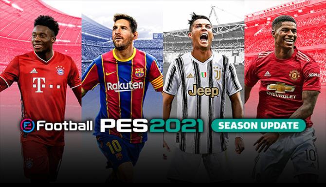 E Football PES 2021-CPY