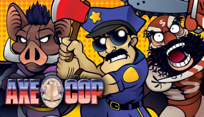 Axe Cop Free Download