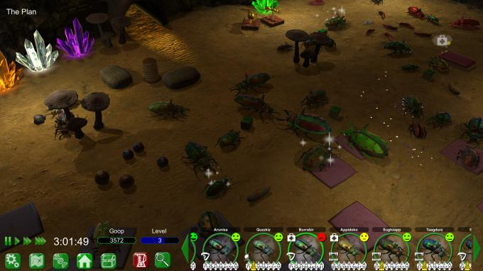 Beetle Uprising PC Crack