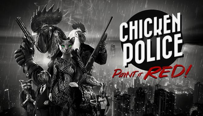 Chicken Police-CODEX