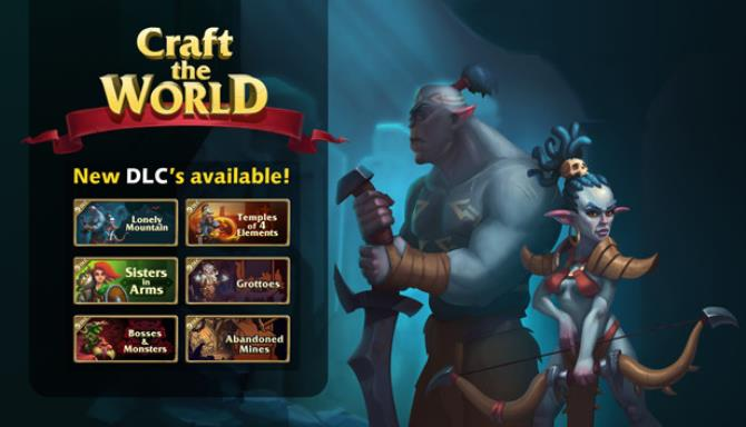 Craft The World Ücretsiz İndirin