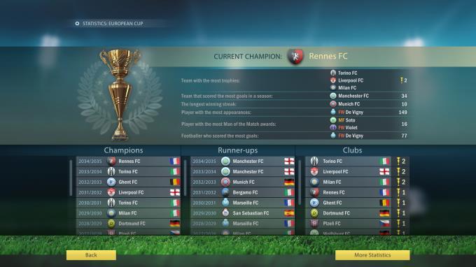 Football, Tactics & Glory: Football Stars PC Crack