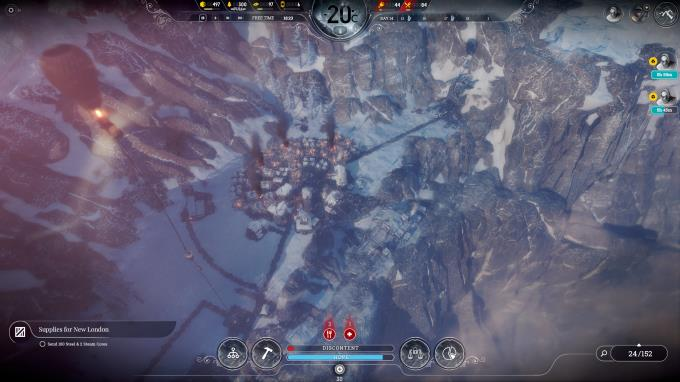 Frostpunk: On The Edge Update Only v1.6.1.51795-GOG PC Crack
