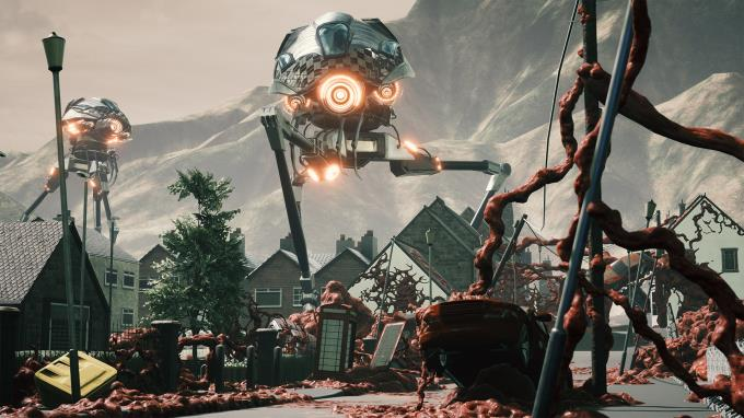 Grey Skies A War of the Worlds Story Torrent Download
