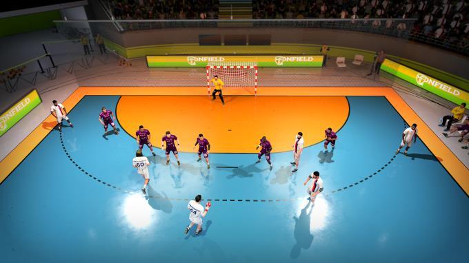 Handball 21 PC Crack