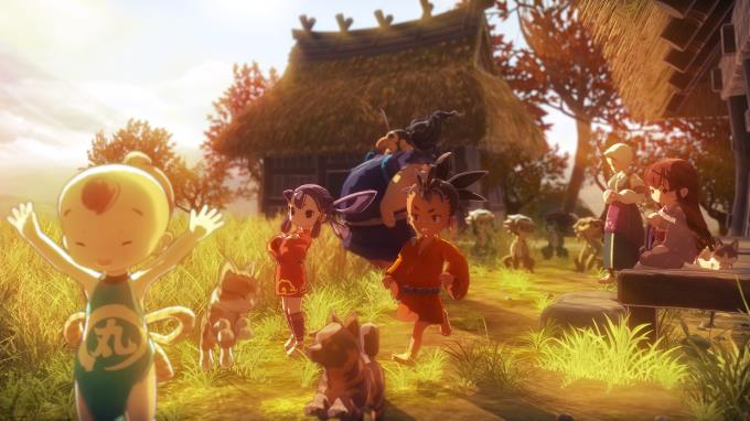Sakuna: Of Rice and Ruin Torrent Download