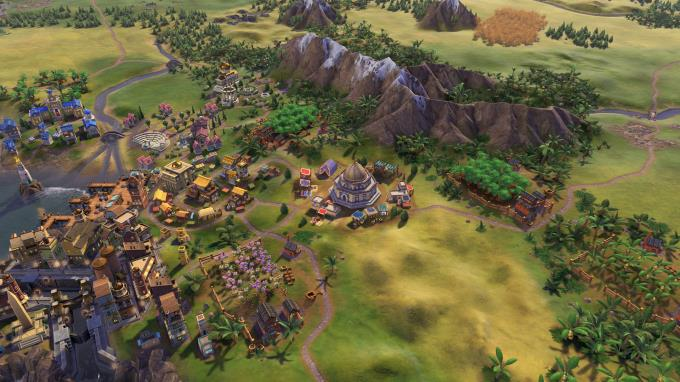 Sid Meier's Civilization VI - Babylon Paketi PC Crack