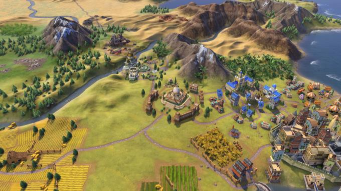 Sid Meier's Civilization VI - Babylon Paketi Torrent İndir