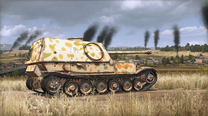 Steel Division 2 - Nemesis #2 - Lvov Offensive PC Crack