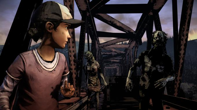 The Walking Dead: The Telltale Definitive Series PC Crack