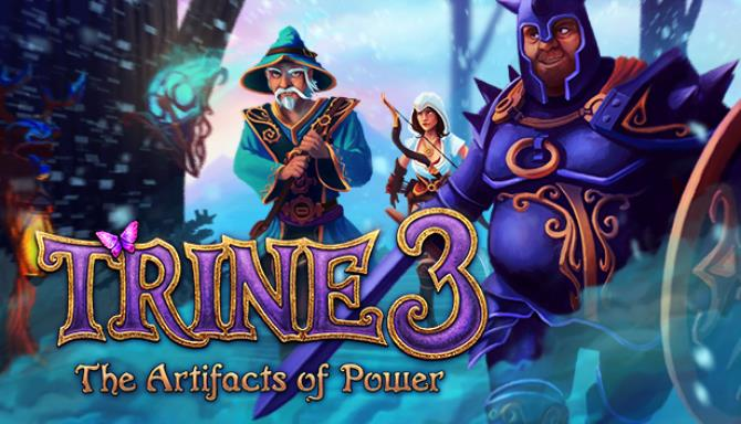 Trine 3: The Artifacts of Power v1.11 Free Download