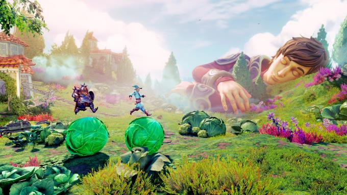 Trine 4 Melody of Mystery Torrent Download