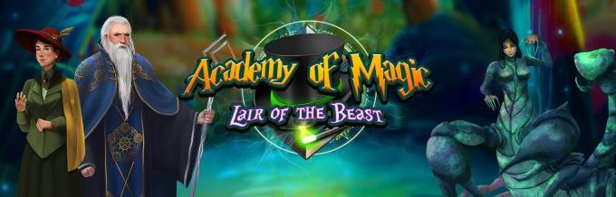 Academy of Magic Lair of the Beast Free Download
