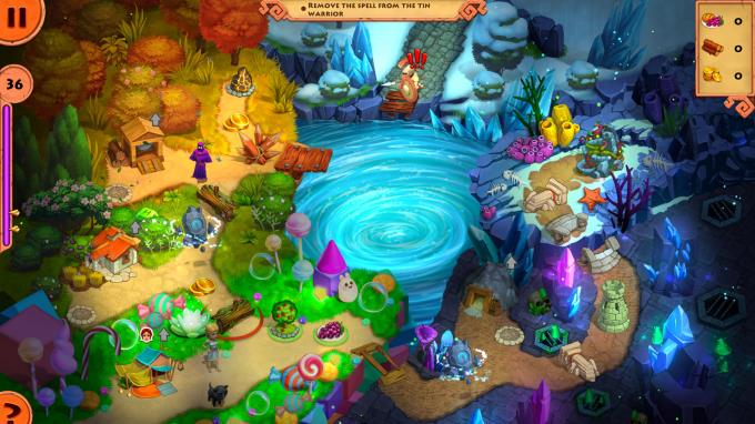 Adventures of Megara Antigone and the Living Toys Collectors Edition Torrent Download