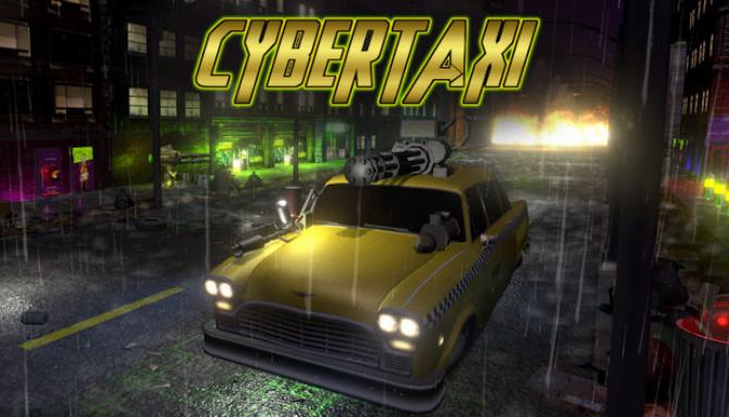 CyberTaxi Free Download