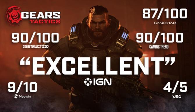 Gears Tactics Jacked Free Download