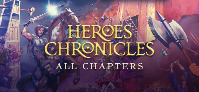 Heroes Chronicles: All Chapters Free Download