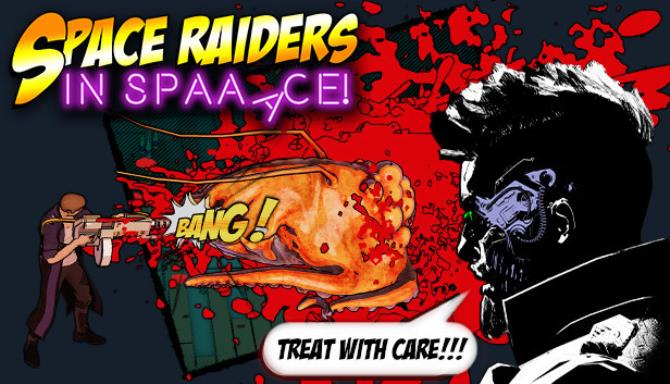 Space Raiders in Space-CODEX
