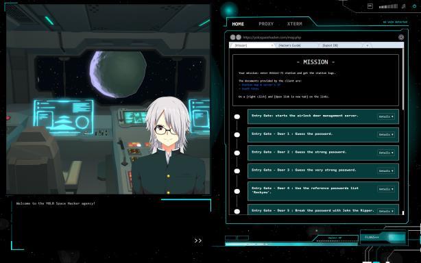 Yolo Space Hacker Torrent Download