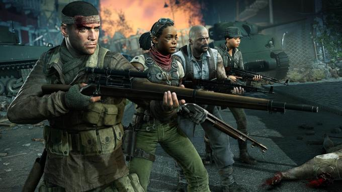 Zombie Army 4 Dead War PC Crack