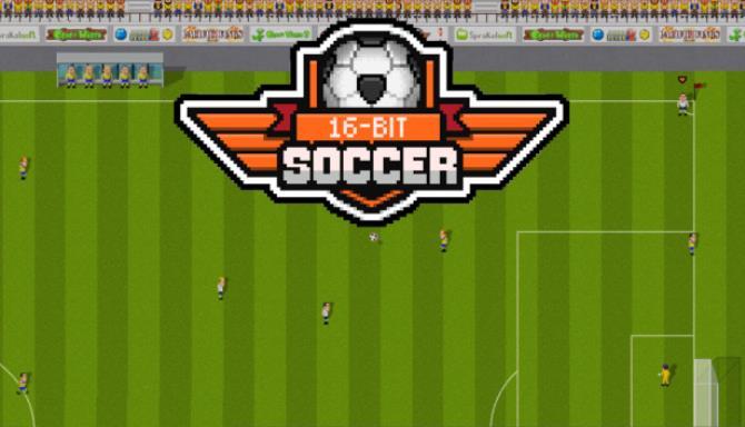 16 Bit Soccer Free Download