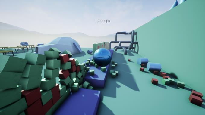 87 Aftermath: A Rolling Ball Game PC Crack