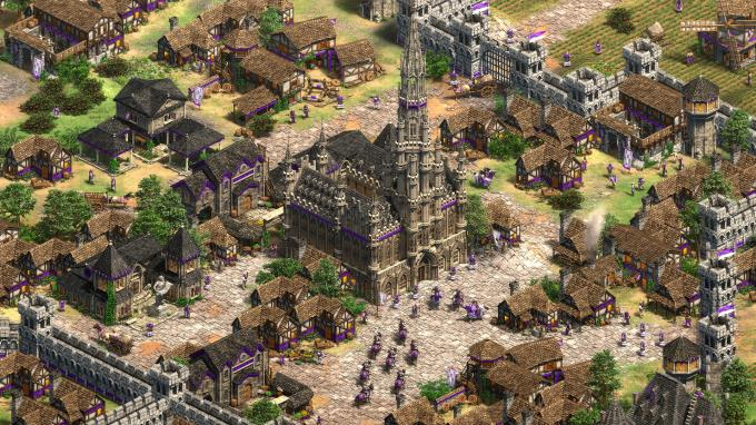 Age of Empires II Definitive Edition Lords of the West PC Crack