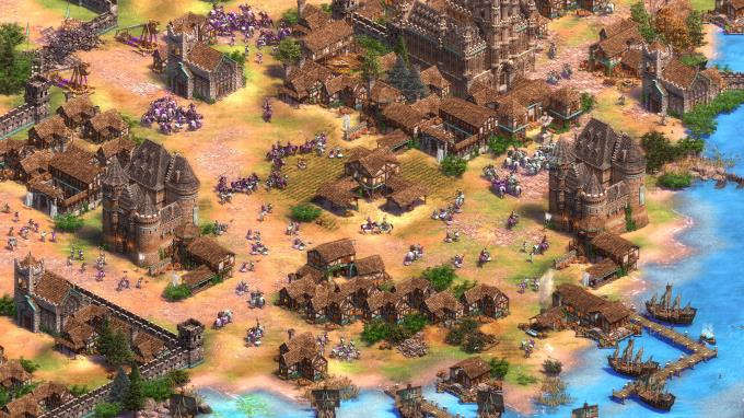 Age of Empires II Definitive Edition Lords of the West Torrent Download
