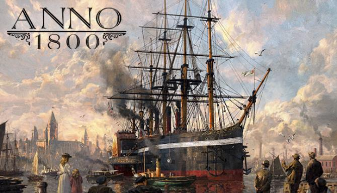 Anno 1800 Digital Deluxe Edition-EMPRESS