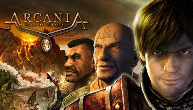 ArcaniA: Fall of Setarrif Free Download