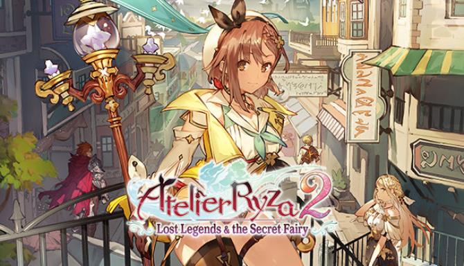 Atelier Ryza 2 Lost Legends and the Secret Fairy Free Download