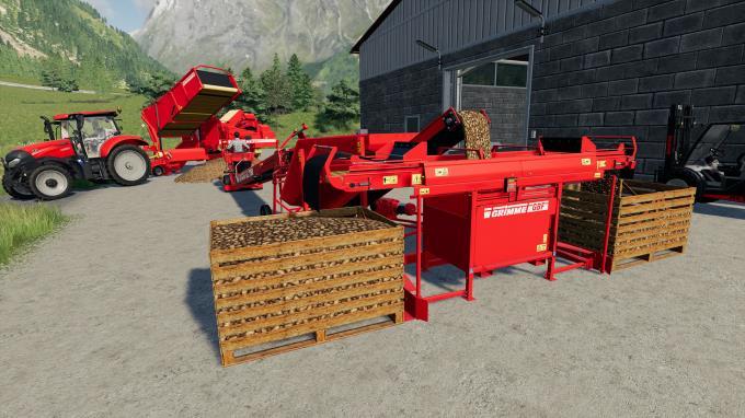 Farming Simulator 19 GRIMME Equipment Pack DLC PC Crack