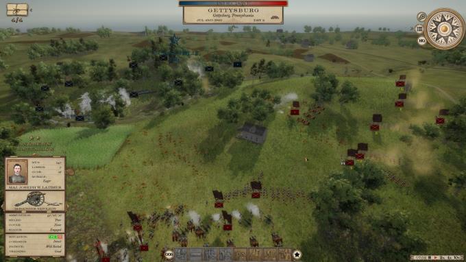 Grand Tactician: The Civil War (1861-1865) Torrent Download