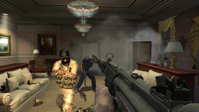 James Bond 007 Quantum of Solace PC Crack