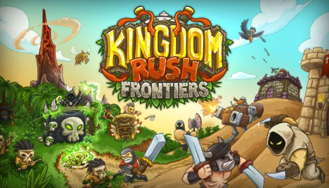 Kingdom Rush Frontiers - Tower Defense v4.2.33 Free Download