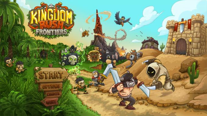 Kingdom Rush Frontiers - Tower Defense v4.2.33 Torrent Download
