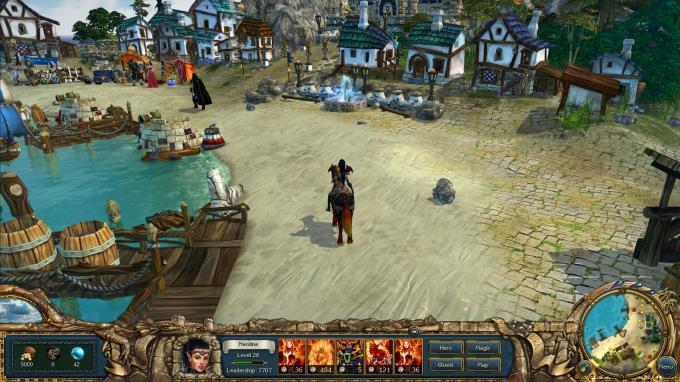 King's Bounty: Dark Side Premium Edition PC Crack
