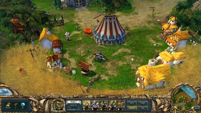 King's Bounty: Dark Side Premium Edition Torrent Download