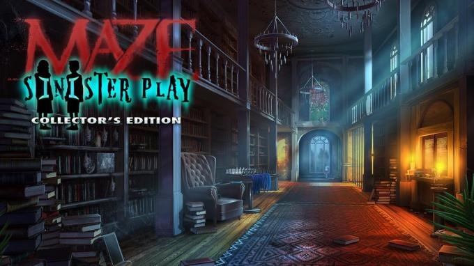 Maze Sinister Play Collectors Edition Free Download
